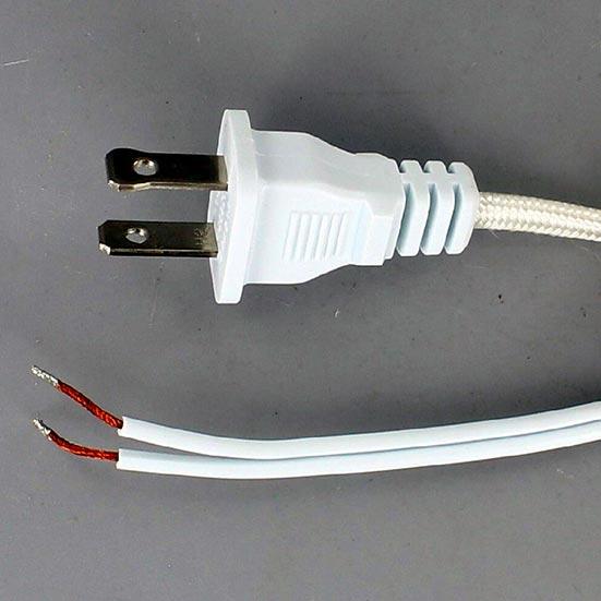 Kupfer-Kabel mit Stecker