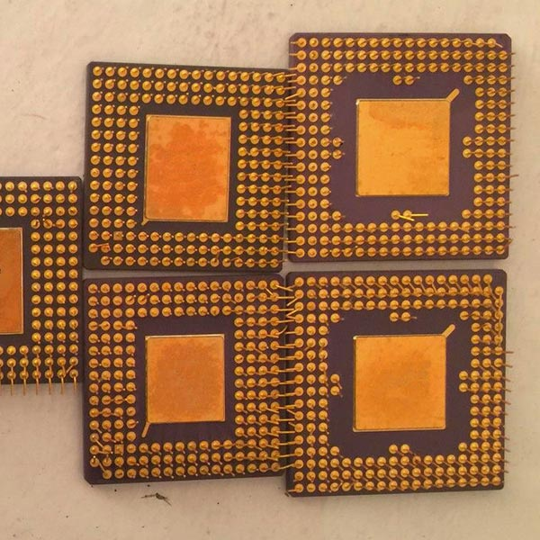 CPU Goldcap