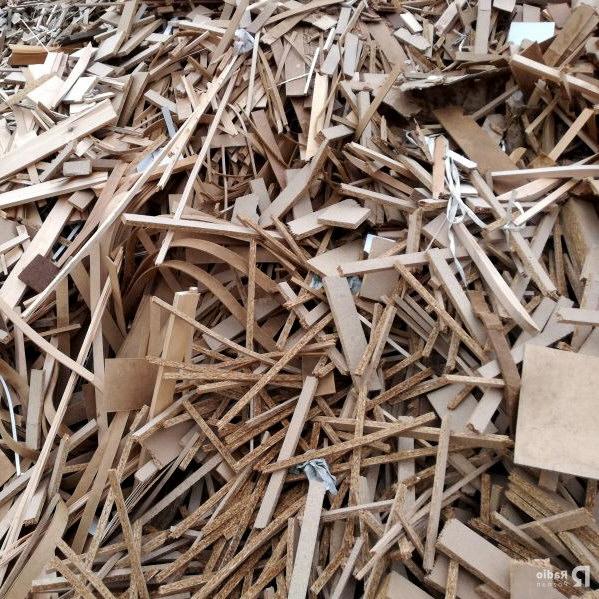 Abbruchholz