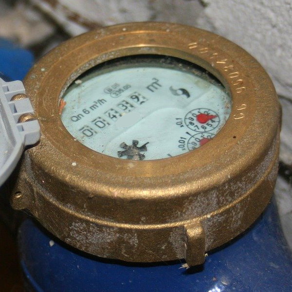 Messing-Wasseruhren